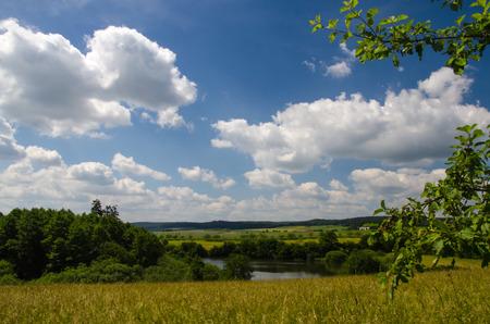 lovely: Lovely Landscape Stock Photo