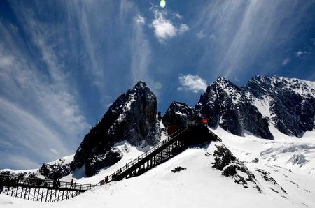 jade: Yunnan Jade Dragon Snow Mountain