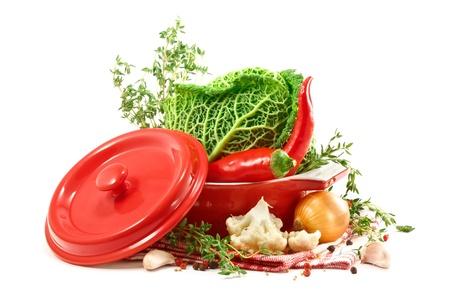 Beautiful vegetables  photo