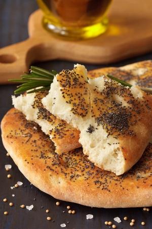 pita bread: Homemade bread