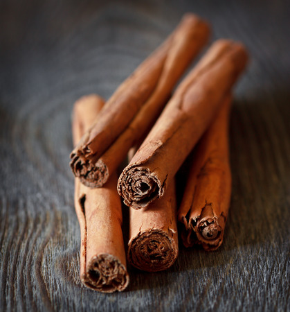 ceylon: Ceylon cinnamon sticks close-up.