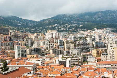 Monaco cityscape photo