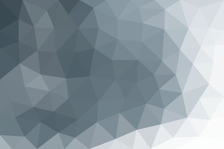gemstone: Light-colored vector background in low poly style Stock Photo