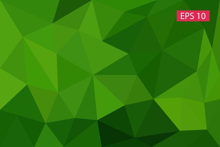 Abstract geometric background, vector from polygons, triangle, vector illustration, vector pattern and triangular template.  イラスト・ベクター素材