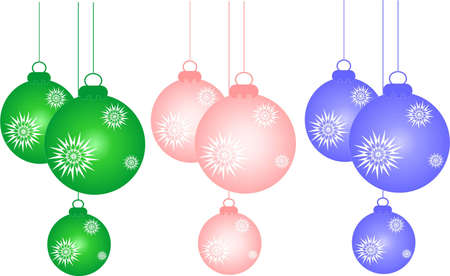 New year decorations Stock Vector - 2182944