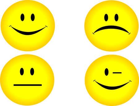 amabilidad: Cuatro iconos gestuales