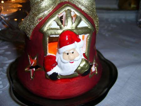 Christmas candle Stock Photo - 2329892