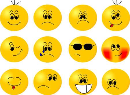 cordialit�: Sorrisi Vettoriali