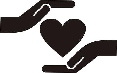 corazon en la mano: Cuidado manos