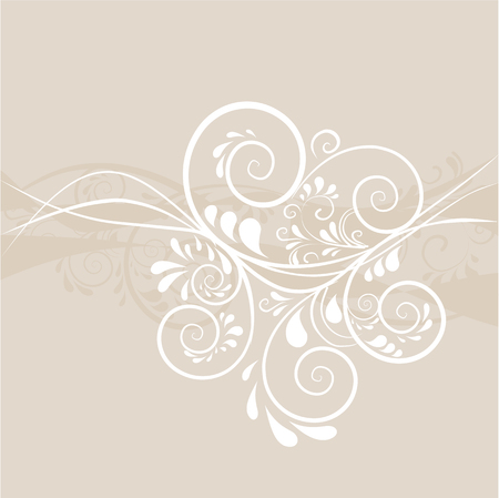 wed beauty: background with ornaments