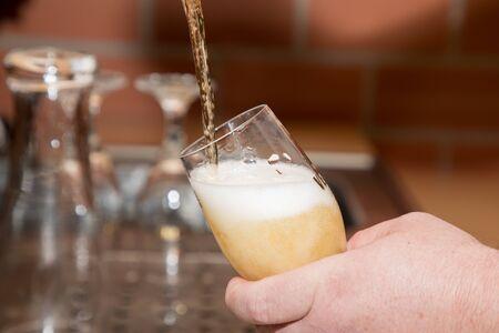 Beer tap bar