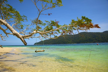 Paradise kinds of island to the Lipe, Thailand