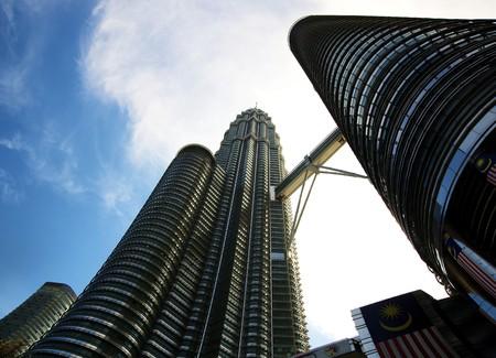 superstructure: towers , Malaysia, Kuala-lumpur