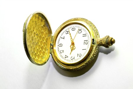 succession: Old pocket watch passing by right of succession