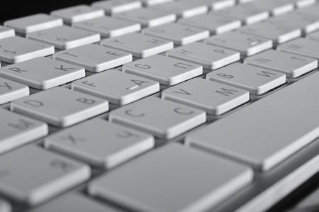aluminium: The aluminium  keyboard for the computer