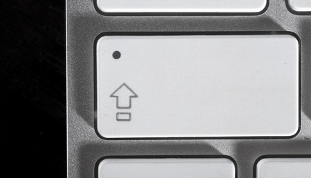 aluminium: The aluminium  keyboard for the computer