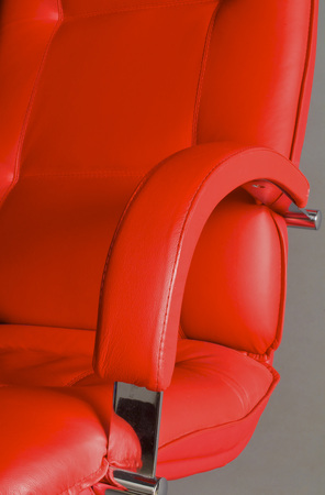congressman: Stylish office of armchair for the boss