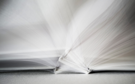 book pages: The printing edition