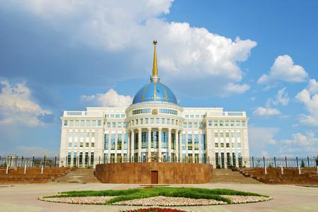 Presidential palace Ak-Orda, Astana, Kazakhstan