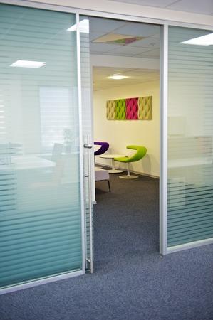 interior architecture: New ideas of modern office interior.