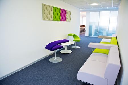 muebles de oficina: Nuevas ideas de interior moderno de la oficina.