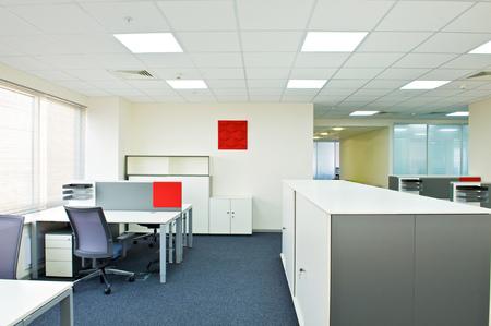 modern office interior. Banque d'images