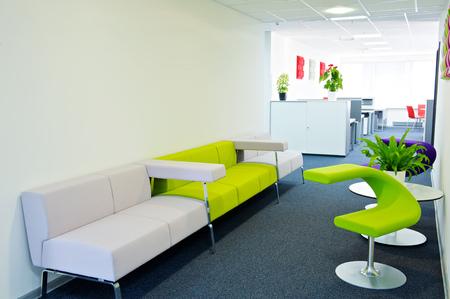 modern office interior. Stock Photo