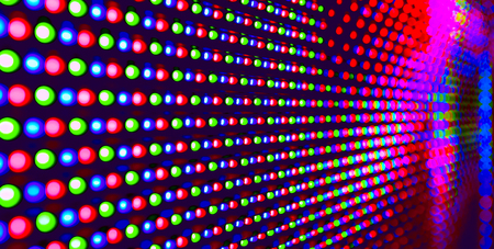emitting: Light emitting diodes for LED display