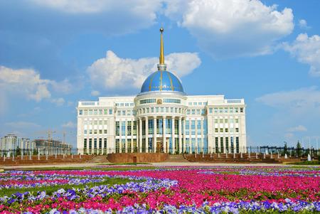 presidential: Presidential palace Ak-Orda, Astana, Kazakhstan