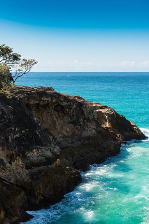 North Stradbroke Island, Queensland, Australia.