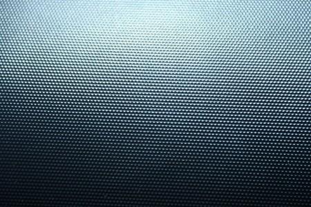 ブラック PVC プラスチック テクスチャの背景として使用します。