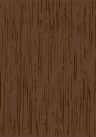 Vector planks natural wooden background Illustration