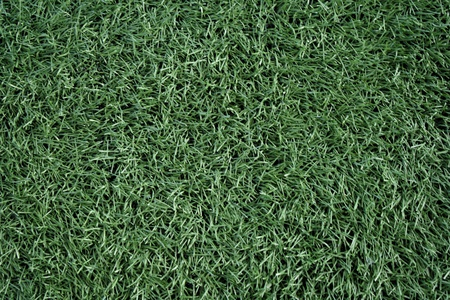 Artificial grass soccer field for background Stock Photo - 8561632