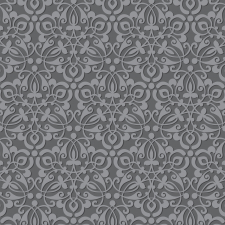 Vector illustration, Seamless pattern with for background Vector