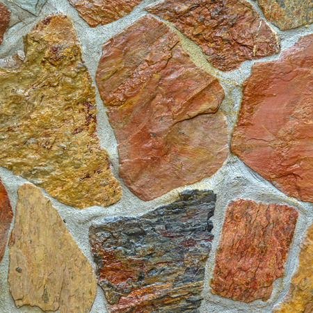 Wall stone rock texture with for background photo