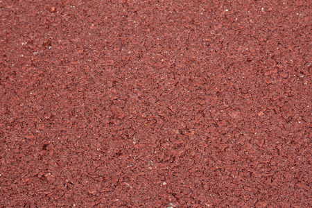 amalgam: Road with amalgam textured background painted red stones