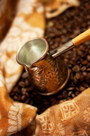 cezve: Coffee pot