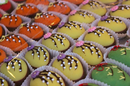 pralines: Easter pralines