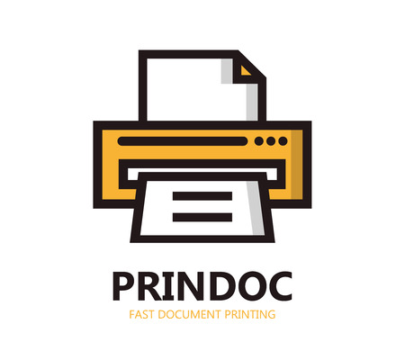 mfp: Vector design element with business card template.