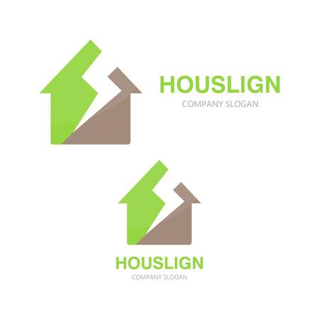 Élément de design vectoriel ou icône pour les entreprises