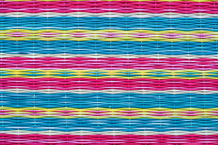 Handcraft pattern weave texture beautiful colorful natural background