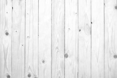 Schöner Vintage-Schwarz-Weiß-Holz-Textur-Hintergrund