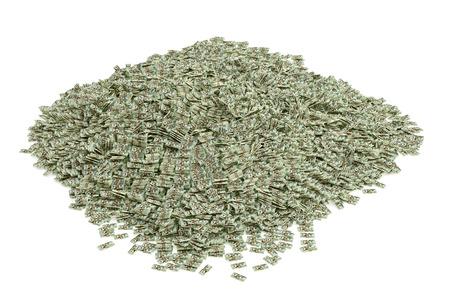 bonanza: Huge pile of Cash