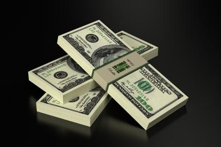 counterfeiting: Dollar banknotes