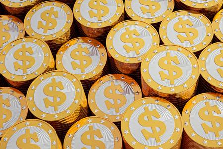 rewarding: Golden Dollar coins