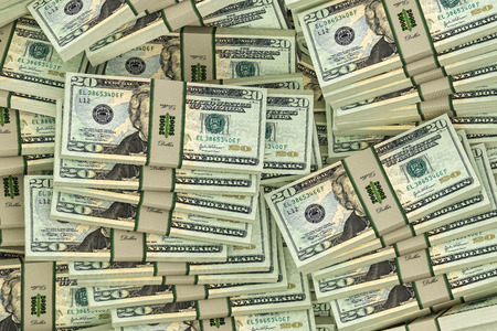 bonanza: 20 Dollar Bills