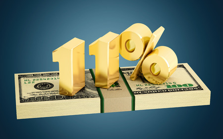 interest rate: 11% - savings - discount - interest rate