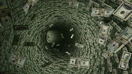 Dollaro Pipeline Archivio Fotografico - 40187725