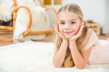 귀여운 소녀