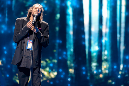Salvador Sobral from Portugal